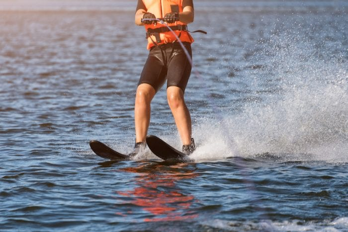 Prevent Water Sports Injuries
